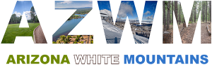 Arizona White Mountains Logo